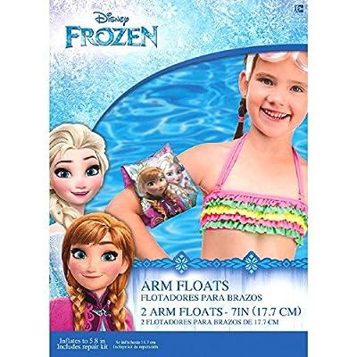 Disney Frozen Arm Floats   Party Favor: Toys & Games