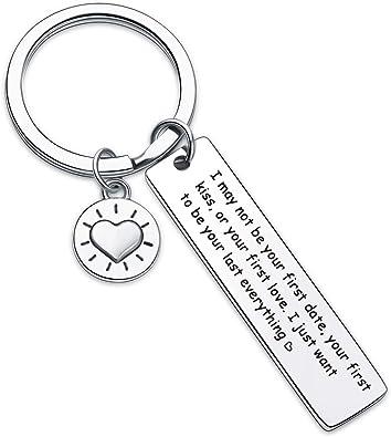 Boyfriend keychain boyfriend birthday gift