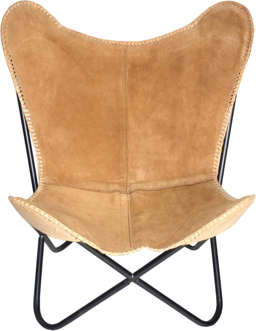 Bauhaus Chairs Butterfly Chair Spirit Camel Piel Mariposa ...