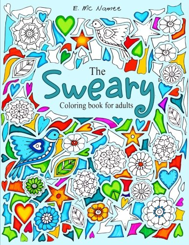 sweary coloring book adults filthy product image