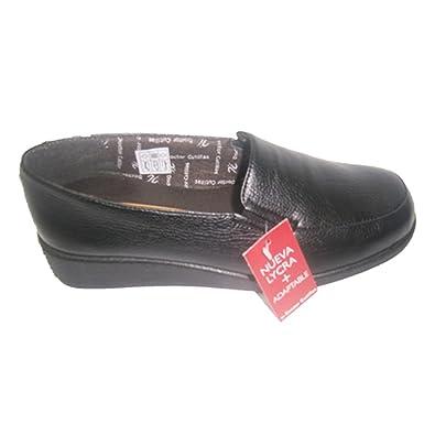 Doctor Cutillas Chaussures avec côtés en caoutchouc pour modèle confortable noir taille 37 bBlgI5