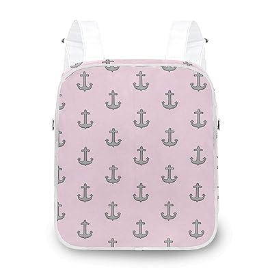 Amazon.com: Mini mochila para mujer Anchor Ocean Pattern ...