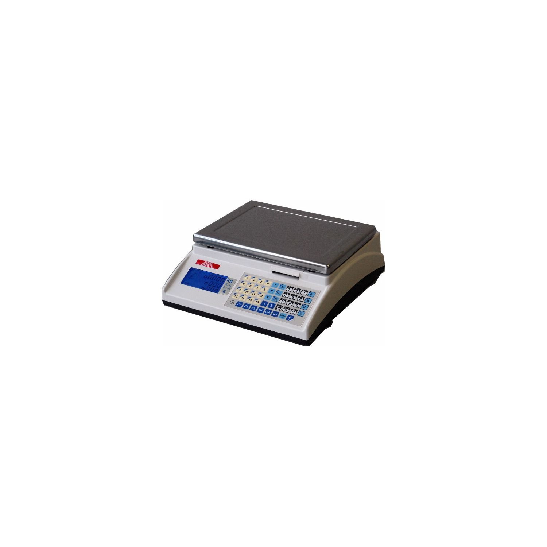 Báscula de baño peso premio EXA Easy Market impresora 30 kg ...
