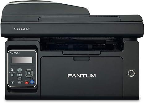 Amazon.com: Pantum M6552NW Impresora multifunción láser ...