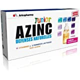 Arkopharma Azinc Défenses Naturelles Junior 5 Doses