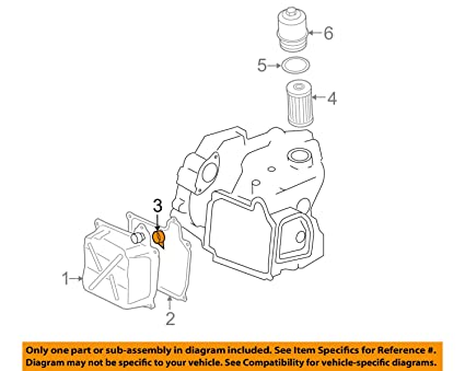 Miraculous Amazon Com Audi Oem 06 13 A3 Transmission Pan Seal Wht001403 Wiring Cloud Oideiuggs Outletorg