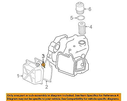 Wondrous Amazon Com Audi Oem 06 13 A3 Transmission Pan Seal Wht001403 Wiring Cloud Oideiuggs Outletorg
