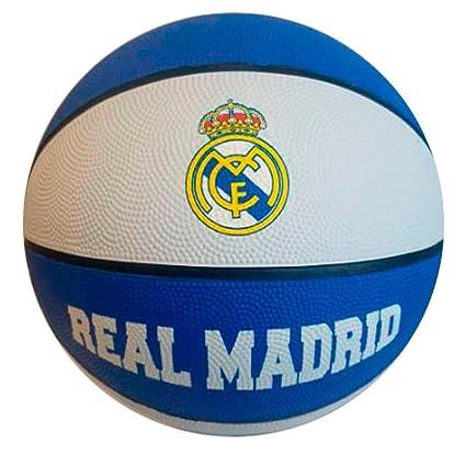 Mini Bal/ón de baloncesto Real Madrid