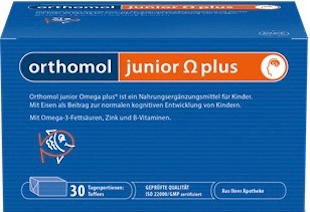 Original Orthomol® junior Omega plus