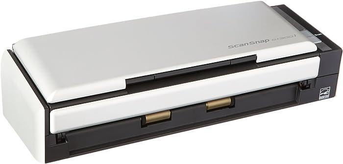 Fujitsu ScanSnap S1300i Instant PDF Multi Sheet-Fed Scanner - PA03643-B205
