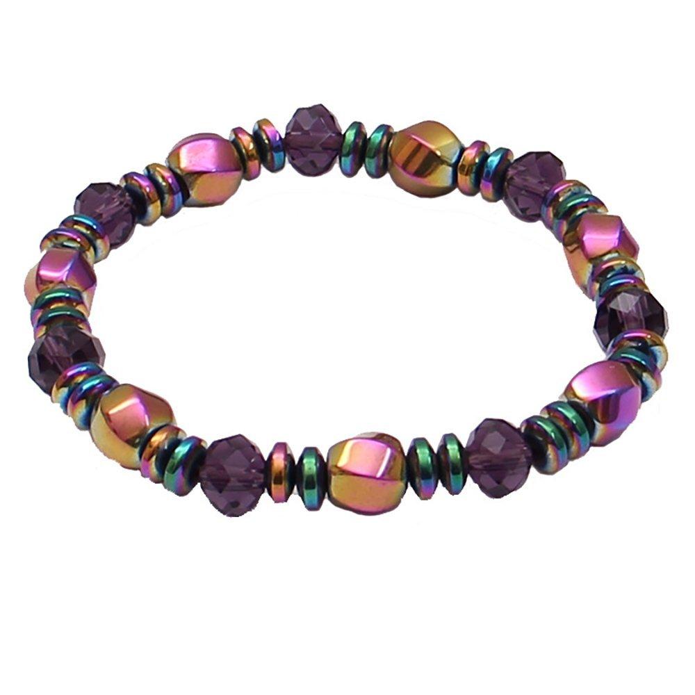 Ouken Hombres mujeres 8mm Lava Rock 7 Chakras aceites esenciales difusor pulsera trenzada cuerda Yoga piedra Natural perlas pulsera brazalete