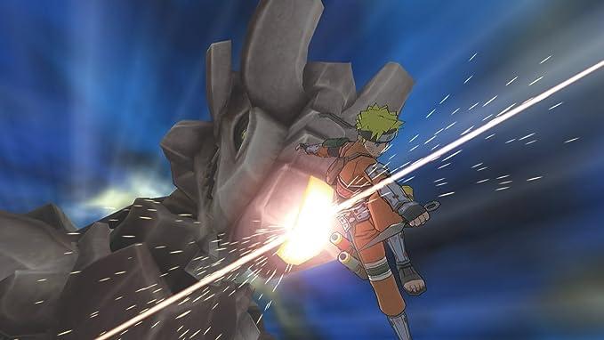 Atlus Naruto Shippuden - Juego (Nintendo Wii, Acción / Lucha ...