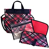 Blooming Tots 13-Pocket Diaper Bag with Mat and Pouch