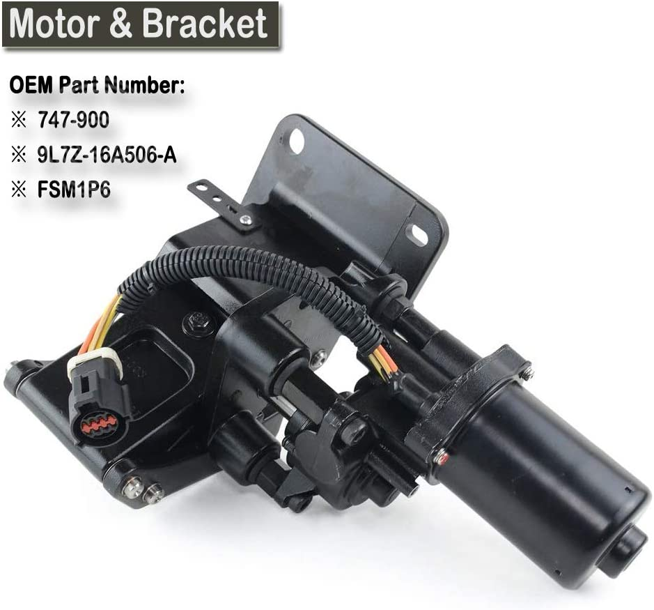 Part# 747-900 Front Right Passenger Side Power Running Board Assembly Motor /& Bracket for 2007-2014 Ford Expedition Lincoln Navigator 9L7Z16A506A