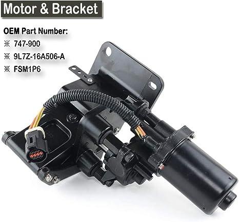 Running Board Motor /& Bracket for Lincoln Navigator Ford 9L7Z16A507A Left