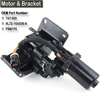 OCPTY Front Right Side Power Retractable Running Board Motor /& Bracket 07 08 09 10 11 12 13 14 Ford Expedition Lincoln Navigator Compatible with 747-901 9L7Z16A506A