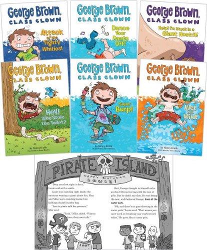 Download George Brown, Class Clown PDF