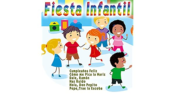 Fiesta Infantil by Various artists on Amazon Music - Amazon.com