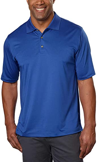 Kirkland Signature Men/'s Performance Moisture Wicking Polo