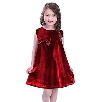 21143bdd5a3e6 Velours Robe de Filles