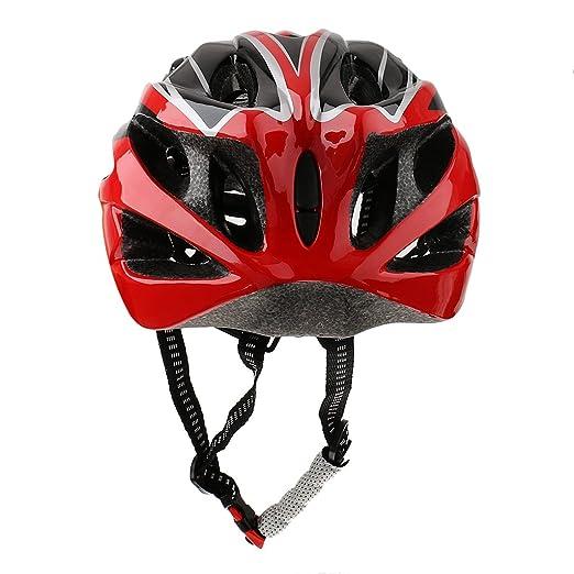 4 opinioni per Bici Mtb Ciclismo Bicicletta da Corsa di Sicurezza Motorino Caschi di