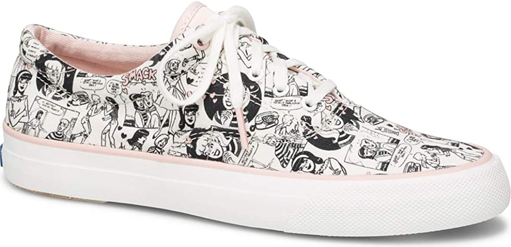 Keds Women's x Betty and Veronica Anchor Comic: Amazon.es