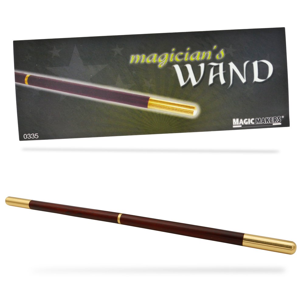 Magic Makers Pro Model Magician's Wand - 13.5 Inches