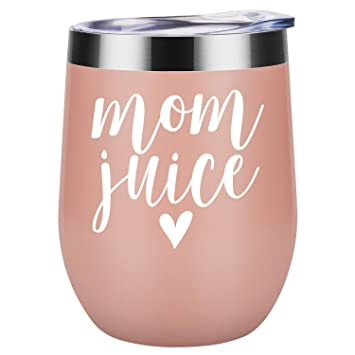 Amazon.com: Mamá Juice – Divertido regalo para mamá para ...