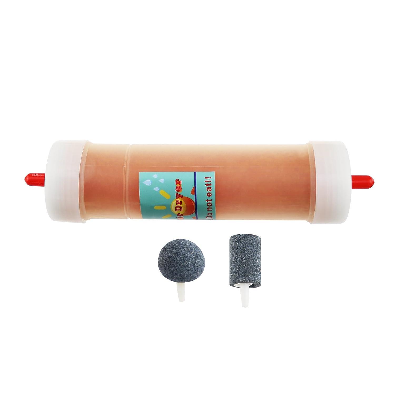 enerador de Ozono con construido en bomba de aire con temporizador hogar purificadores de aire 500 mg por hora matar organismos nocivos: Amazon.es: Amazon.es
