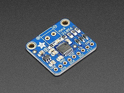 Thermocouple Amplifier (Adafruit (PID 3263 + 270) Universal Thermocouple Amplifier MAX31856 Breakout)