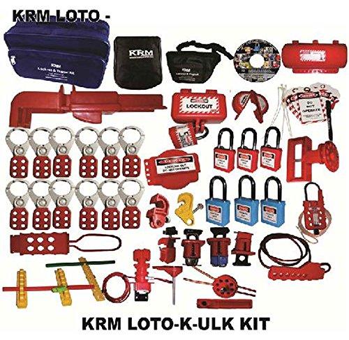 Universal Lockout Kit by LOTO