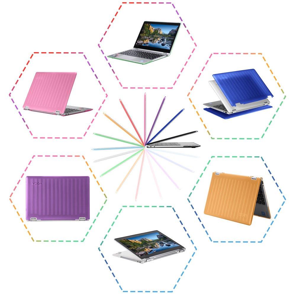 Laptop mCover iPearl Hard Shell Case for New 13.3 Lenovo Yoga 720 Blue 13
