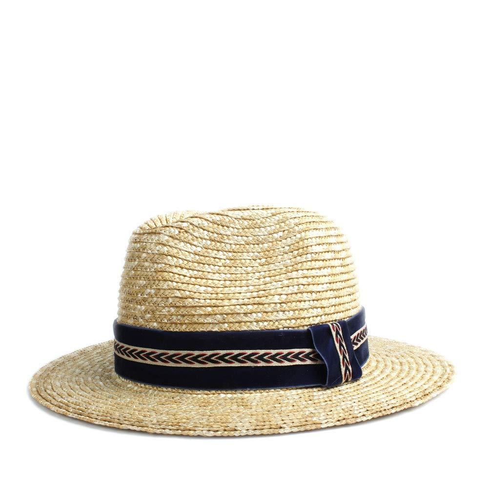 Hats Sun Hat Shuck Women Men Cap Drear Blue Cloth Arrow Pattern Decoration Fashion Breathable Summer Sun Hat Sunscreen