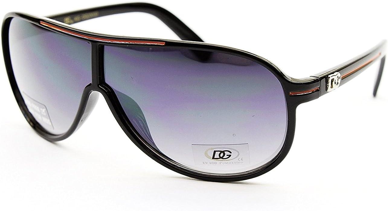 Amazon.com: Kd60 New Kids Child (3-7yr) Turbo Aviator Vintage Retro Sunglasses (Black/ora...: Clothing