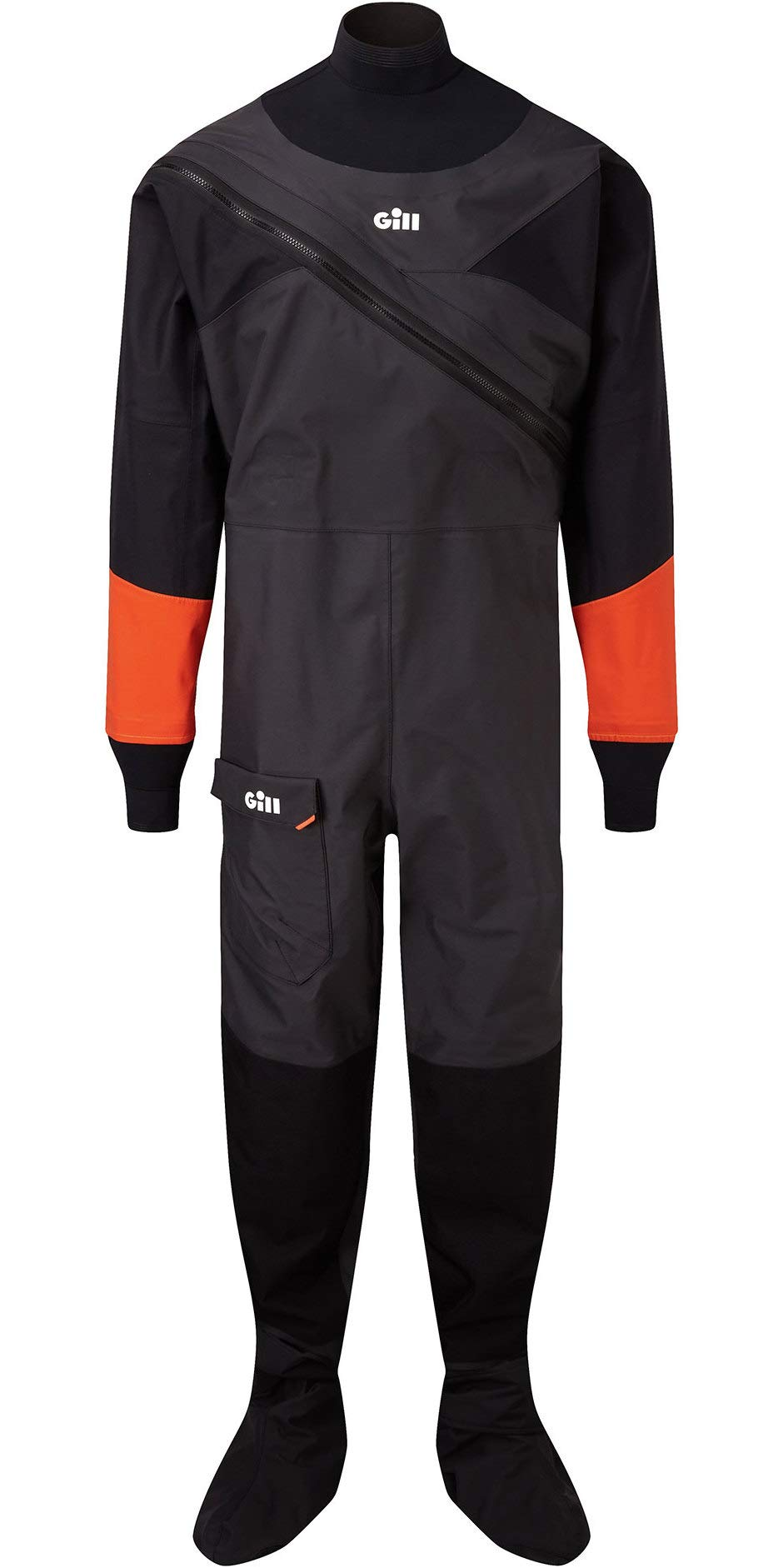 Gill Breathable 4-Layer Drysuit MD BLACK by Gill