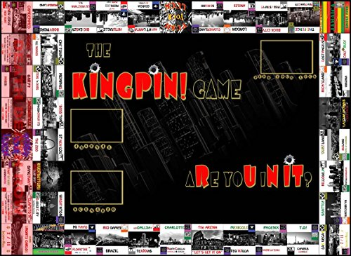 The Kingpin Game 1st Edition
