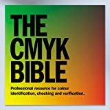 CMYK Colour Swatch Book for Creative Graphic Design, Branding, Advertising