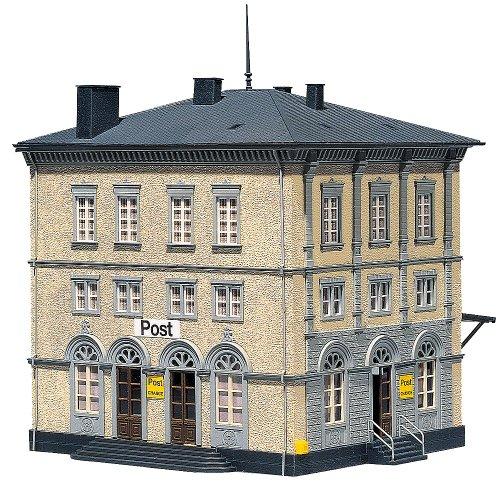 Faller 130933 Post Office 19x19.5x21.5cm HO Scale Building -