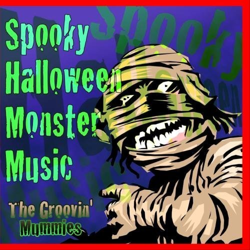 (Spooky Halloween Monster Music by The Groovin')