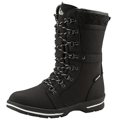 Arctic Boots Winterstiefel Schneestiefel Snow Boots Apres Ski Stiefel gefüttert