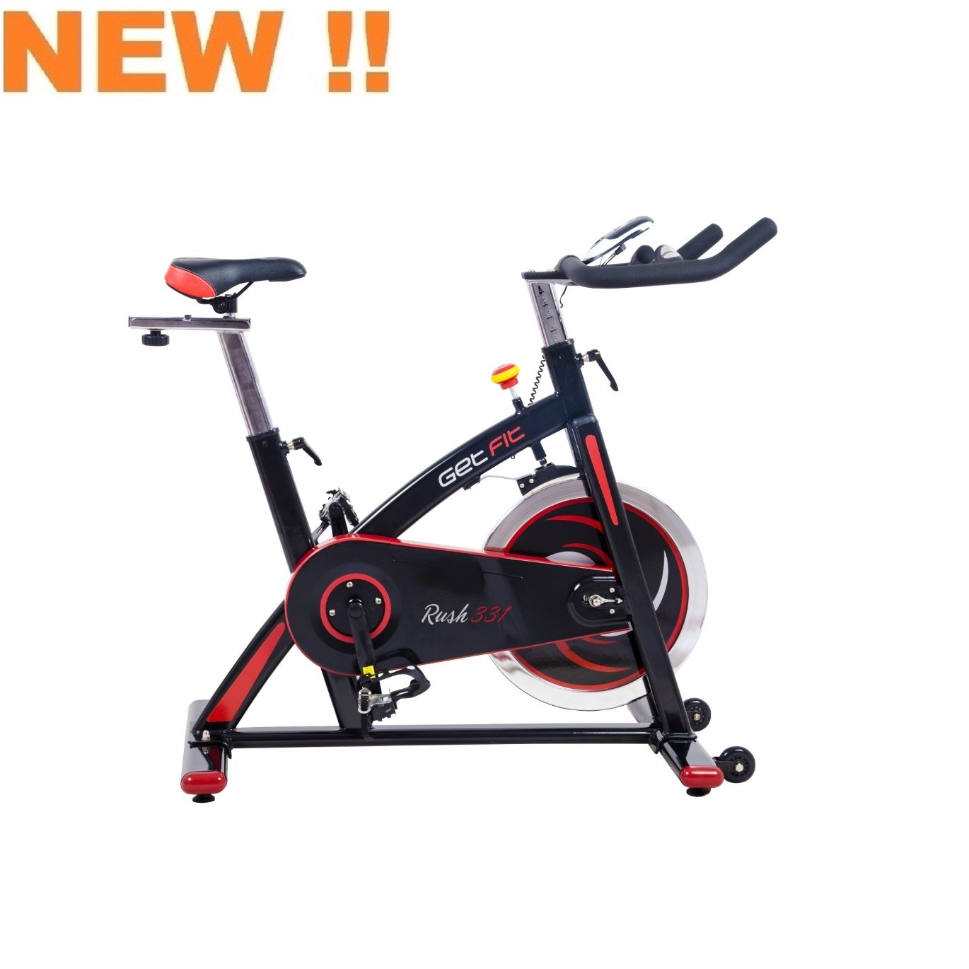 spinbike Rush 331 Get Fit: Amazon.es: Deportes y aire libre
