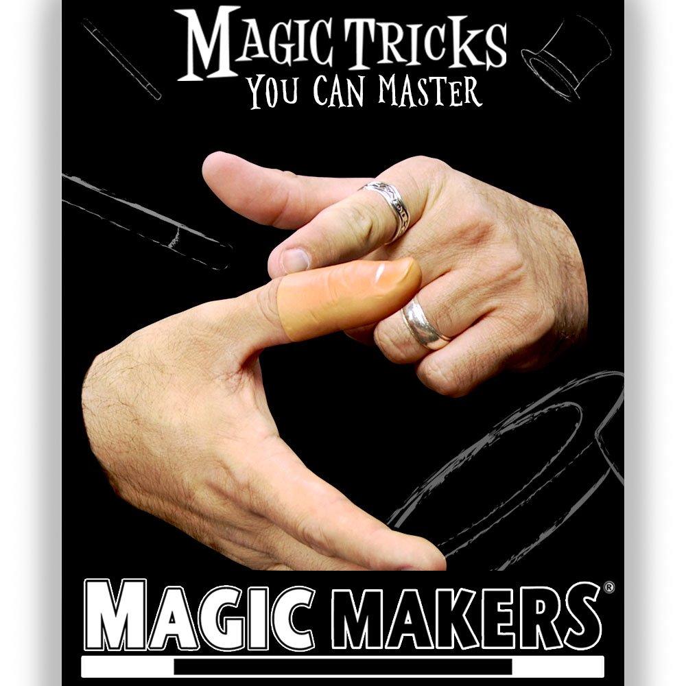 Mysto Magic Thumbtip Included Magic Makers Magic Tricks You Can Master Thumbtip Combo