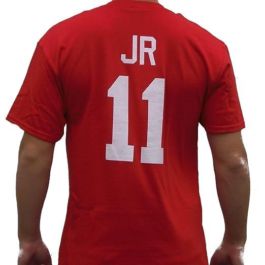 save off c8959 d53d1 Junior JR Floyd #11 Little Giants Jersey T-Shirt | Amazon.com