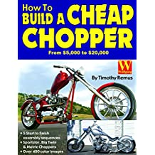 How to Build a Cheap Chopper (Custom Builder)