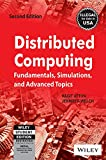 Distributed Computing: Fundamentals, Simulations And Advanced Topics 2Nd Edition