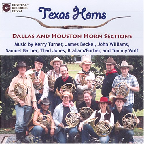 Texas Horns by Crystal Records
