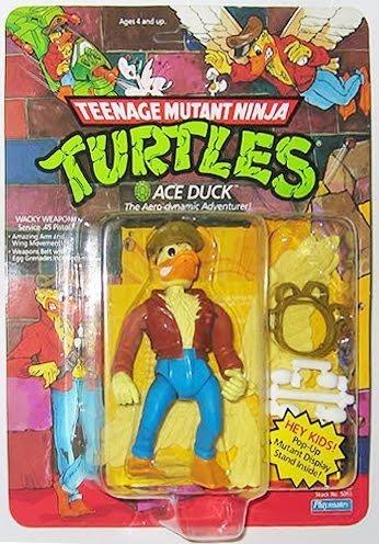 Amazon.com: Teenage Mutant Ninja Turtles Ace Figura de ...