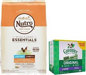 Nutro Chicken & Rice And Greenies