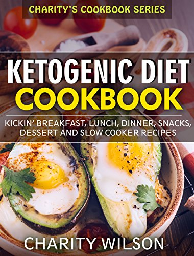 Ketogenic Diet Breakfast Dessert Recipes ebook