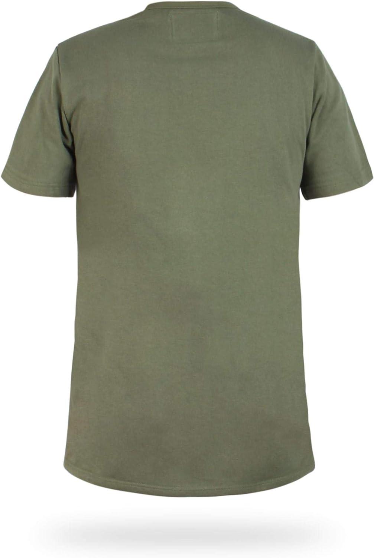 normani Bundeswehr Thermoshirt Unterhemd Kurzarm mit Pl/üschfutter Farbe Anthrazit Gr/ö/ße 3XL//10